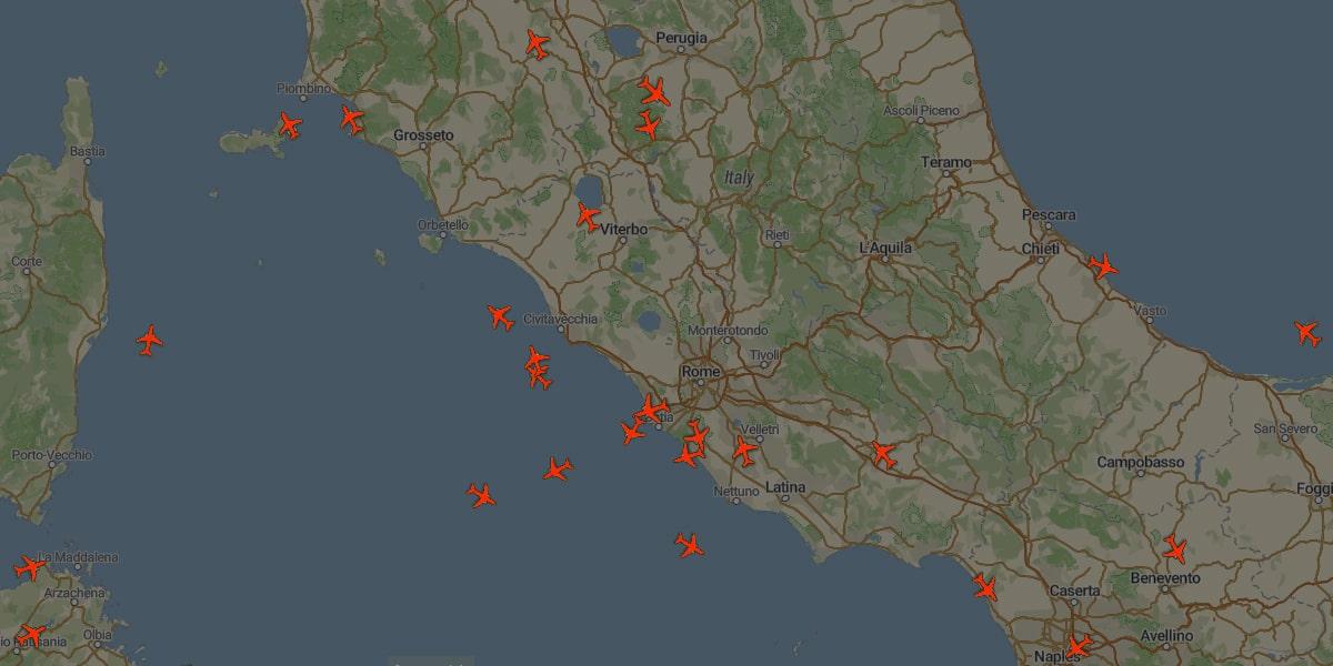 Radar Aerei